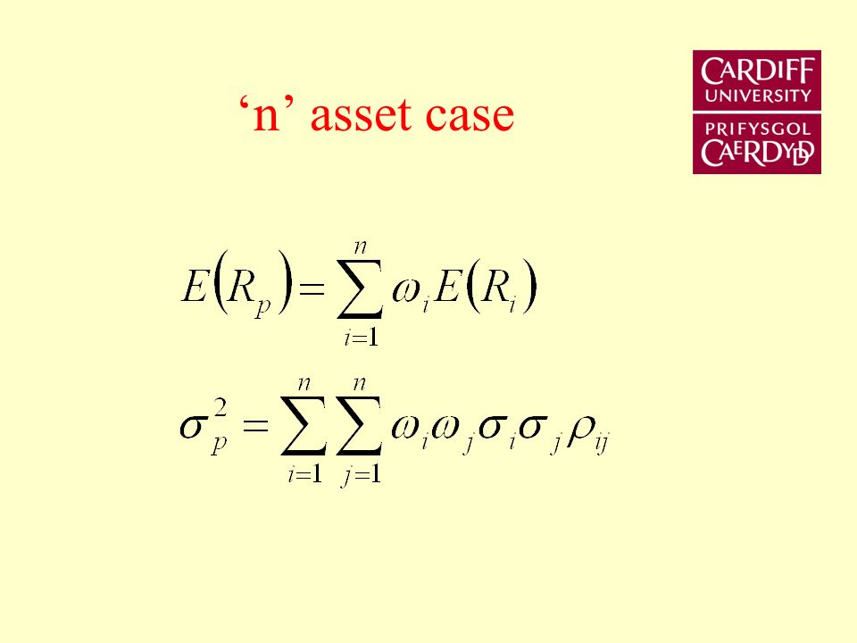 'n' asset case