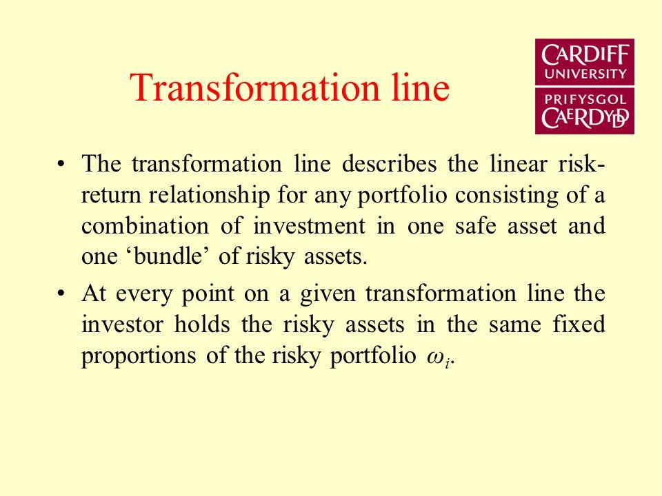 Transformation line