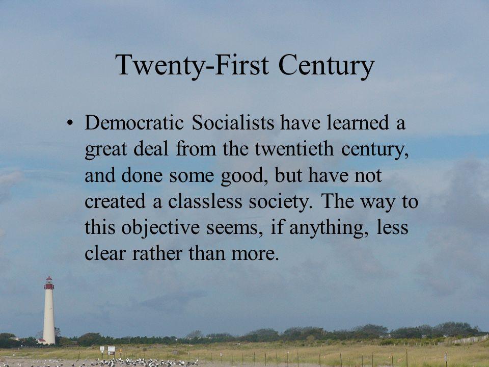 Twenty-First Century