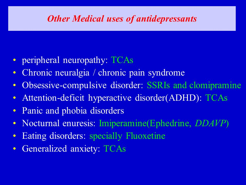 Wellbutrin For Anxiety And Ocd