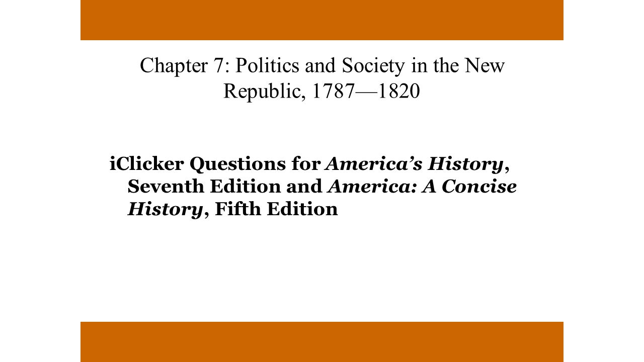 Politics and society chapter one notes