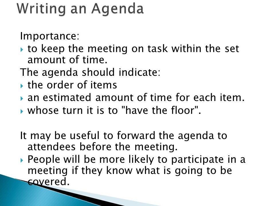 What Is An Agenda Fiu Edu Agenda Sample In Word Examples In Word