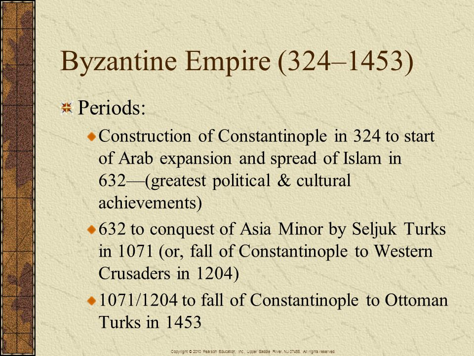 an analysis of achievements of the byzantine empire Interaction, culture, achievements, religion learn with flashcards, games byzantine empire basil also expanded byzantine control over most of armenia.
