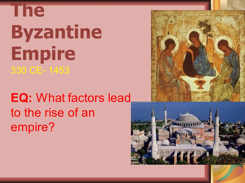 a look at the factors that led to the fall of the roman empire In comparing rostovtseff's, walbank and de ste croix's reasons for the decline and fall of the roman empire, there is a common thread of social reasons that contributed to the eventual demise of the empire.