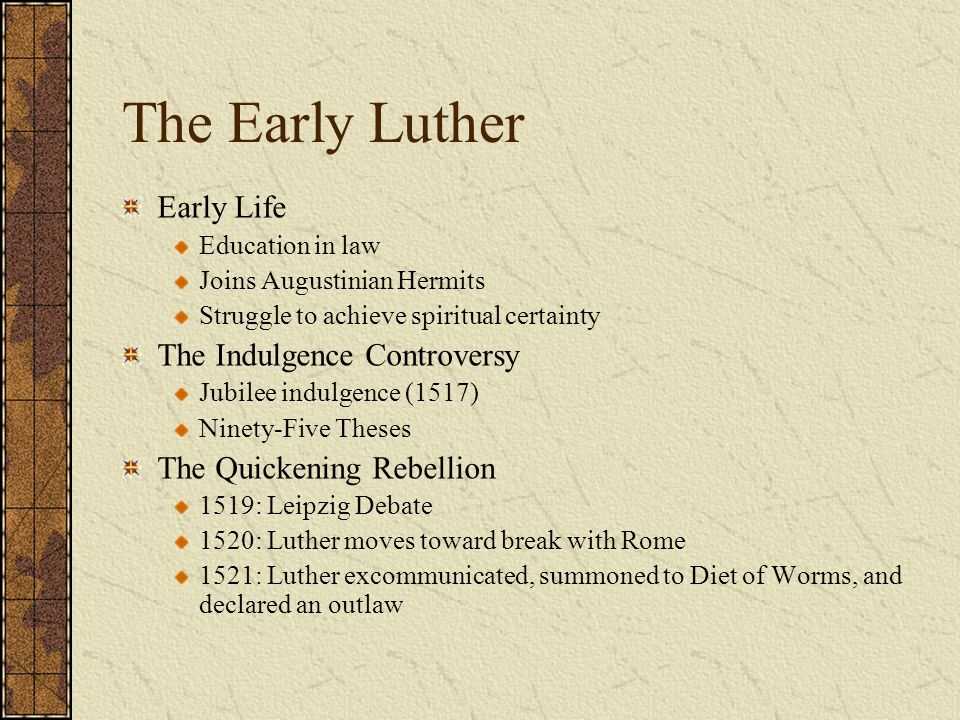ninety five theses paper The 95 theses out of love for the truth and from desire to elucidate it, the reverend father martin luther, master of arts and sacred theology.