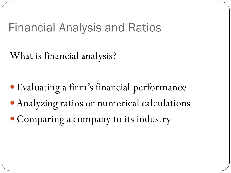financial analysis of 3 m co