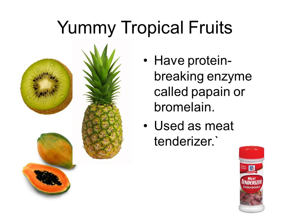 how to use bromelain meat tenderizer