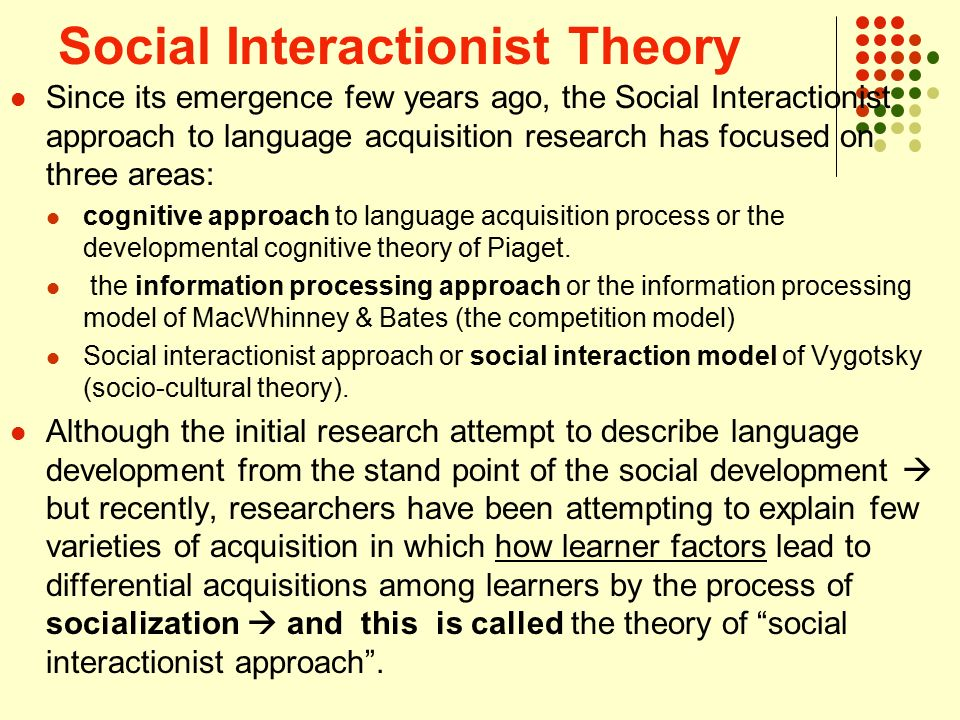 theoretical approaches to social factors and Theories, models and perspectives - cheat sheet for field instructors  note: payne ( 1997) argues that social work theory succeeds best when it contains all three elements of perspective, theory and model  factors in the environment systems theories focus on the interrelationships of elements in nature, encompassing physics, chemistry.