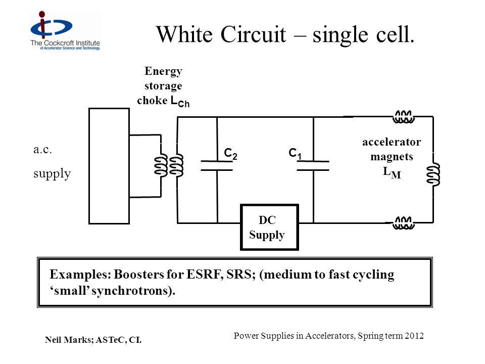 White Circuit – single cell.