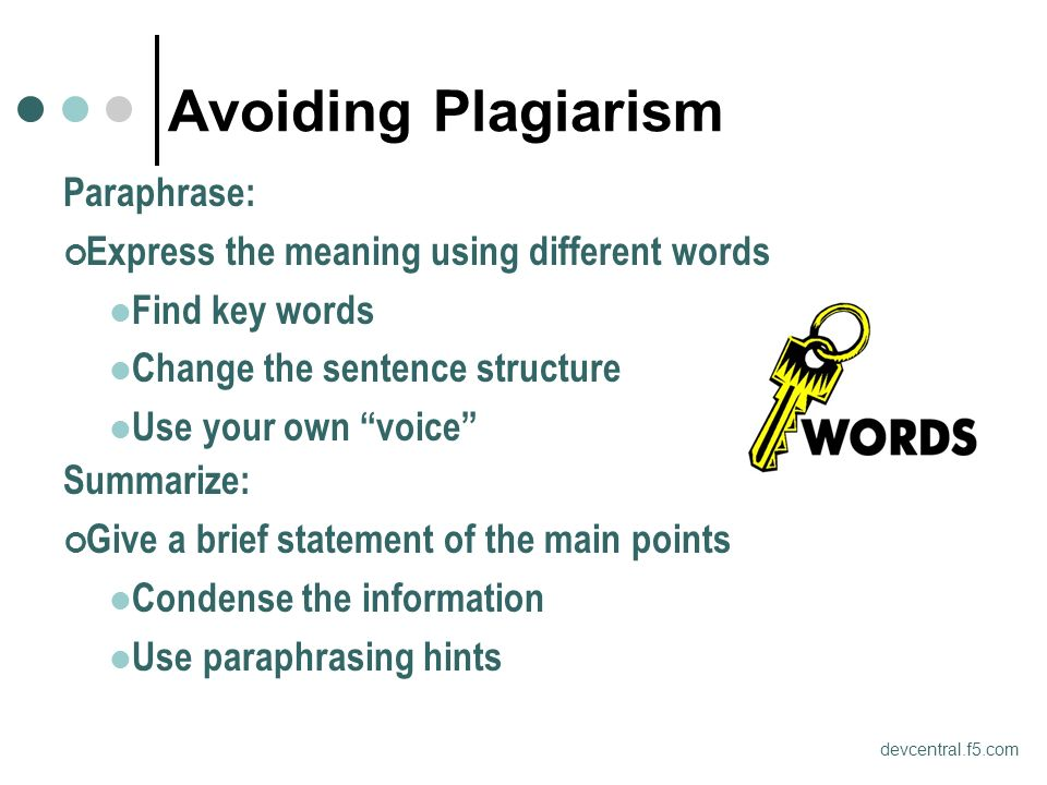 voice plagiarism Cartoon by pirillo & fitz plagiarism  5 most effective methods for avoiding plagiarism  is the author an authoritative voice in his or her field.