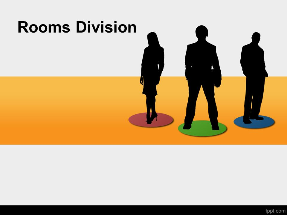Rooms division management and control system ppt.