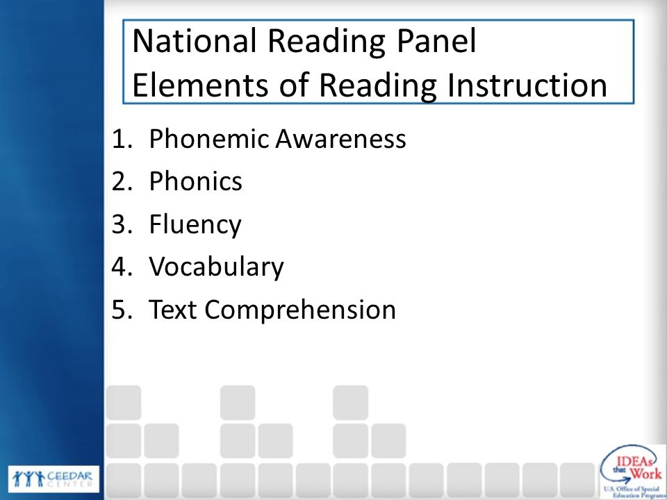 Teaching Reading Strategies - Reading Horizons