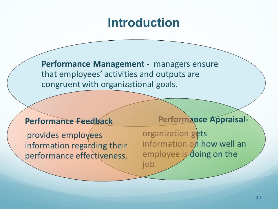 Analysis of the employee selection and performance appraisal methods