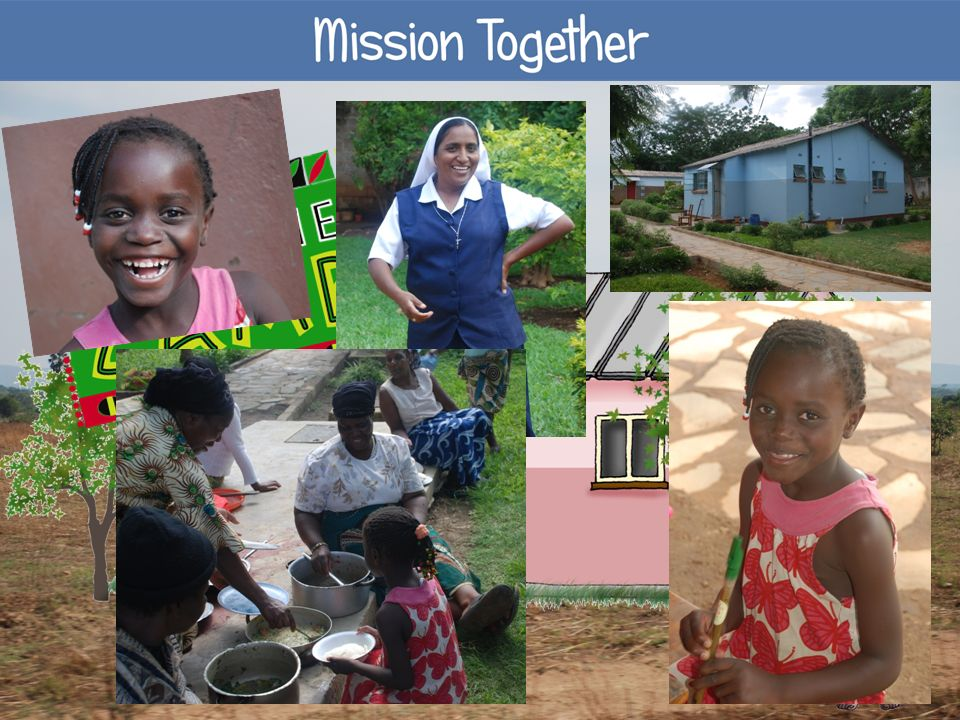 The Day of Many Colours is held in the spirit of the Mission Together motto, 'Children Helping Children'. During this day, children in England and Wales are encouraged to pray and share with children around the world so that we can help children like Anna in Zambia. You might remember her story from our other materials.