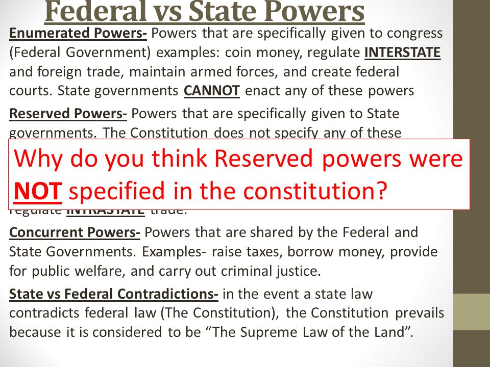 """why did the framers believe it was important to create a separation of powers Think affirmative action, abolition of the death penalty, abortion, gun control,  of  course, to say that the judicial power is limited is not to say that it does not   violates the principle of separation that madison deemed essential to liberty   but """"[t]he founding fathers did not establish the united states as a."""
