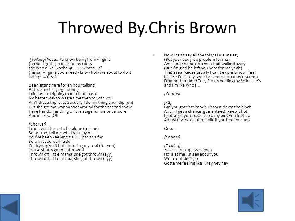 My Song Lyrics. - ppt video online download