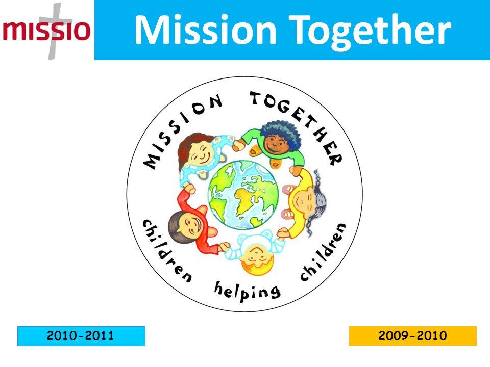 Mission Together 2010-2011 2009-2010