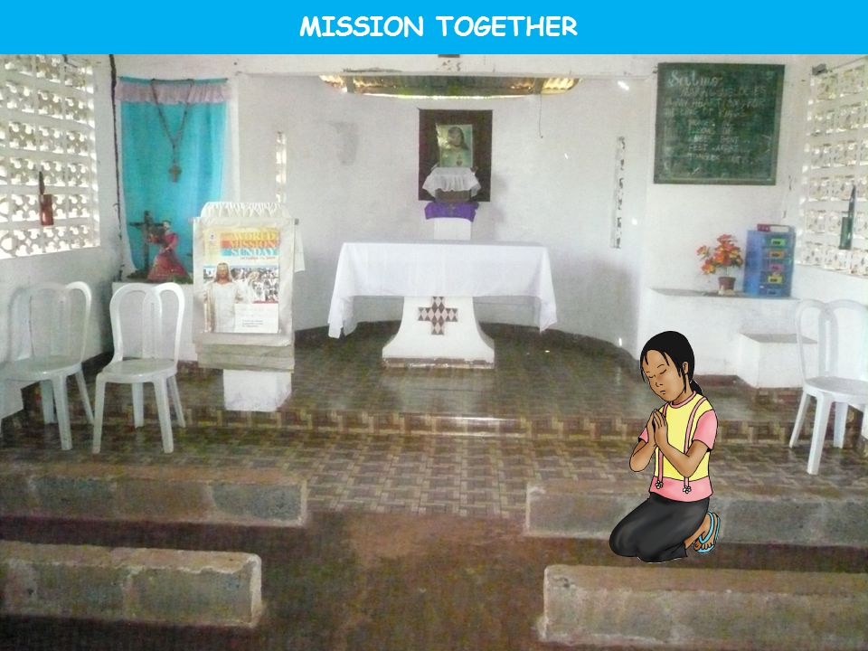 MISSION TOGETHER 9