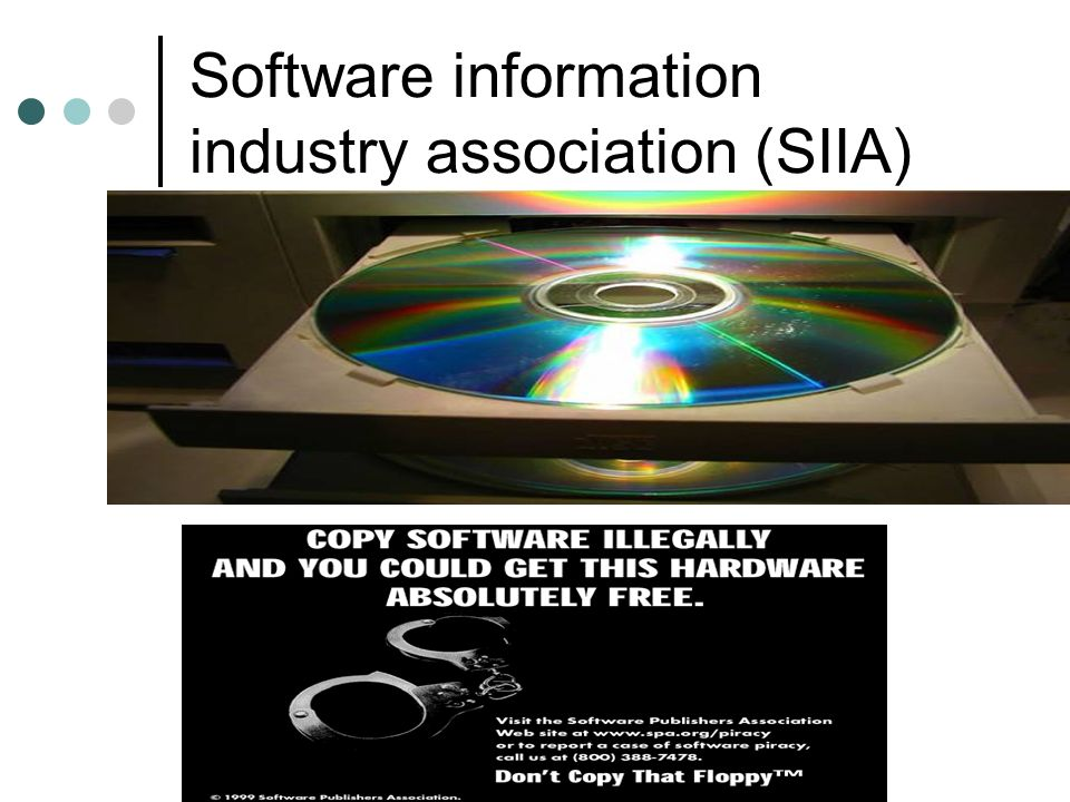 Software information industry association (SIIA)