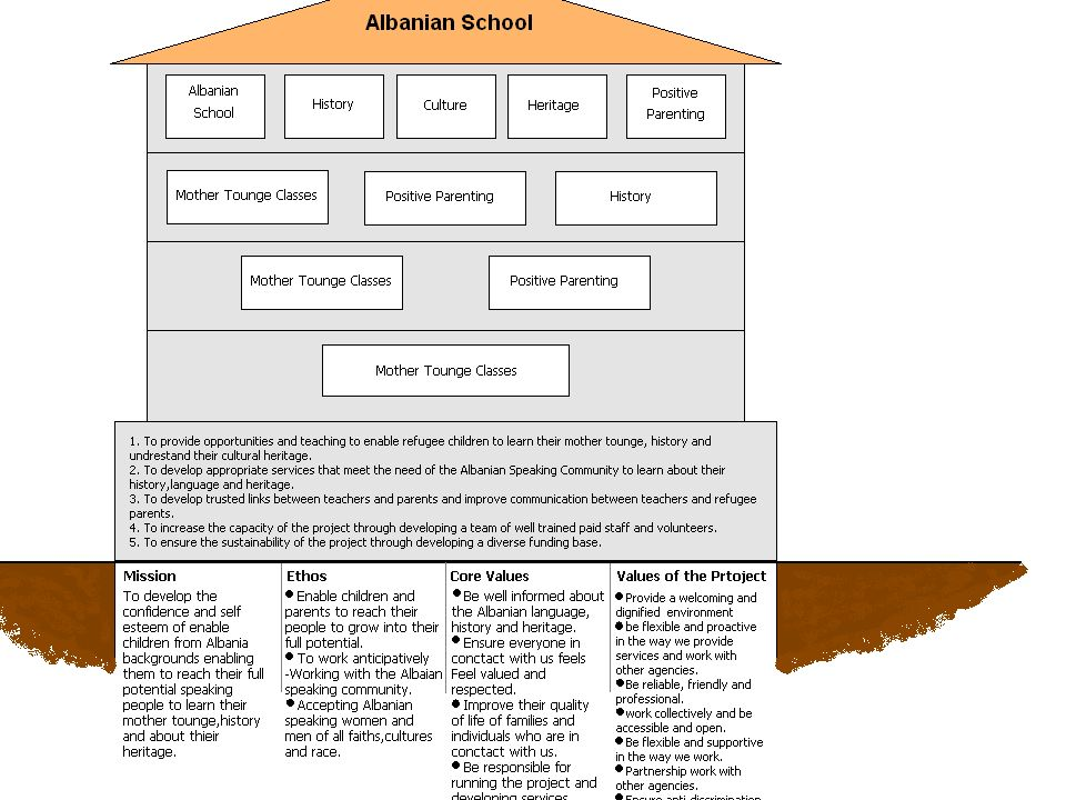 Working with mainstream schools