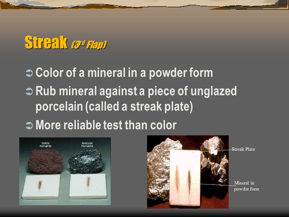 Identifying Minerals Foldable. - ppt video online download