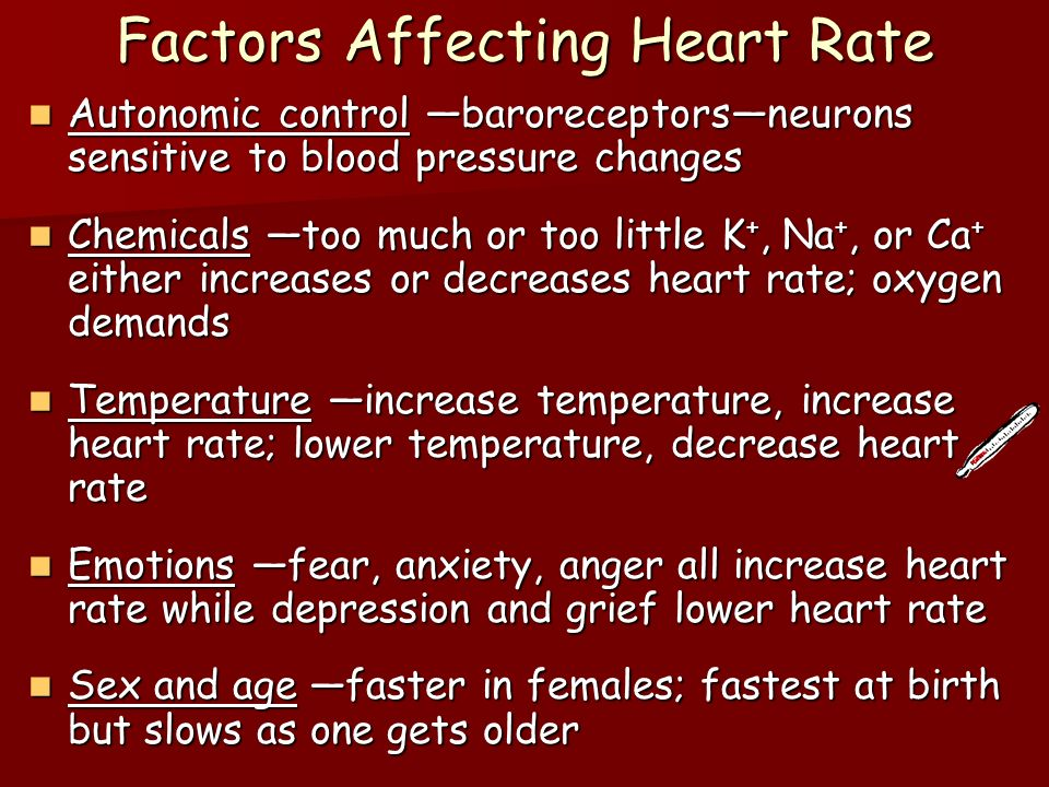 factors that affect heart rate Moved permanently the document has moved here.
