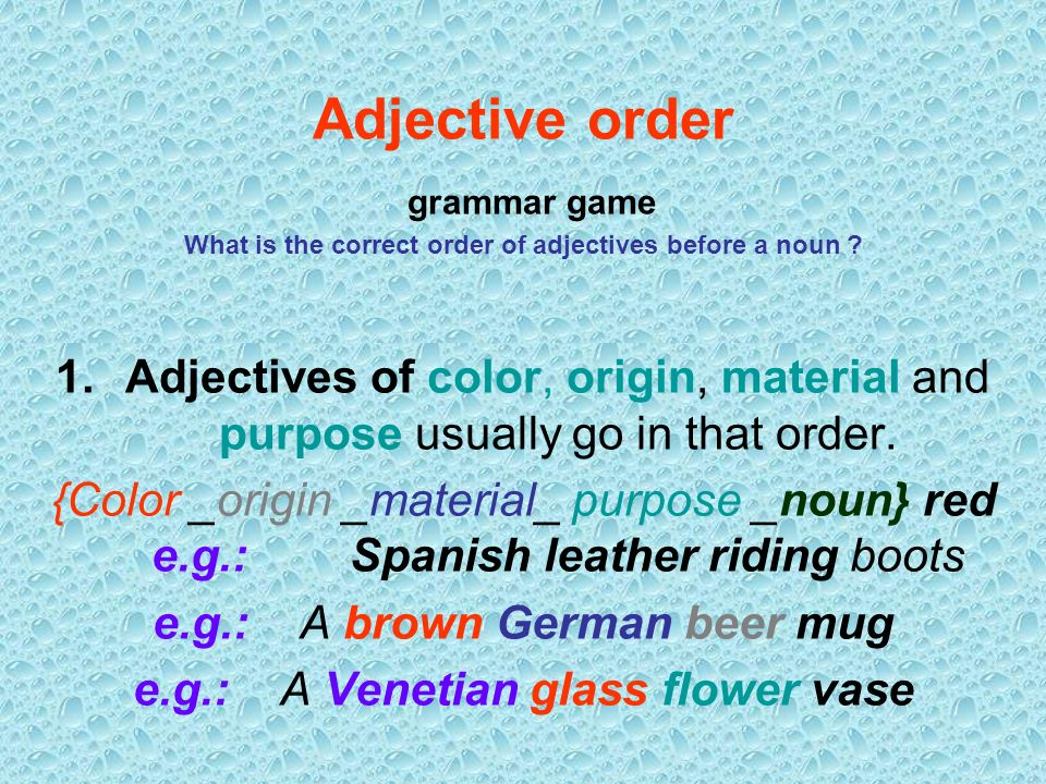 German Word For Glass