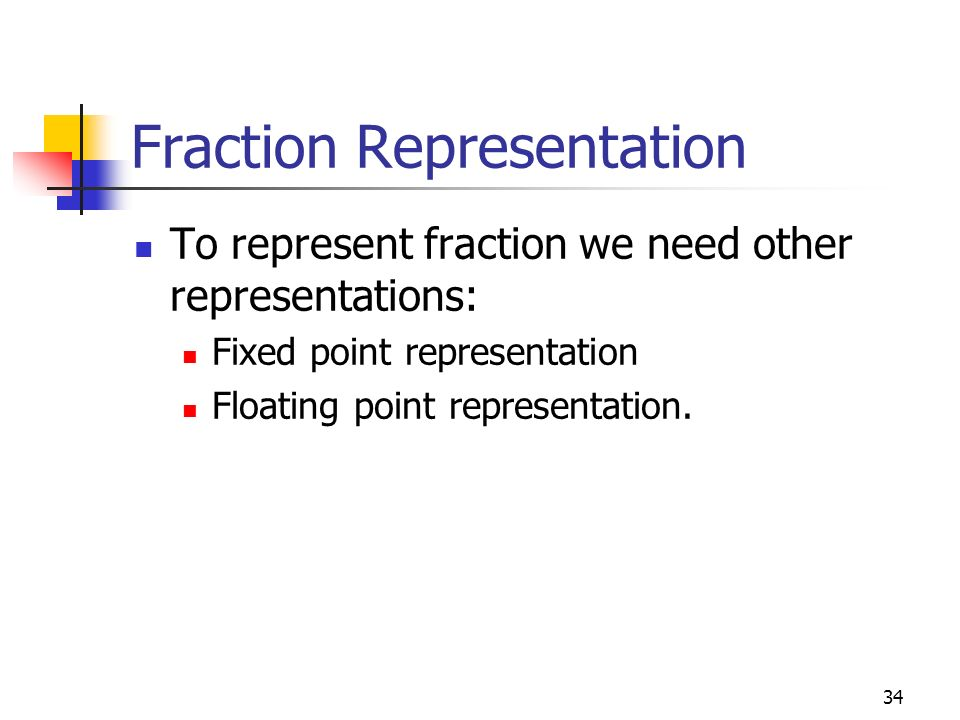 Fraction Representation