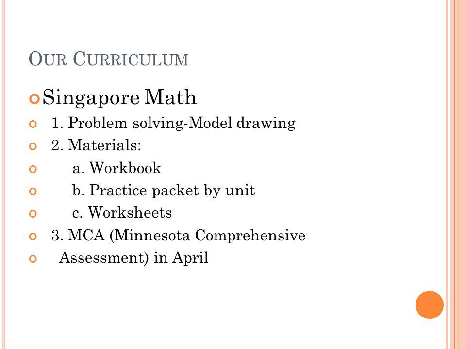 Problem Solving Singapore Math