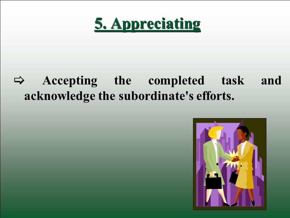 7 guidelines for effective delegation