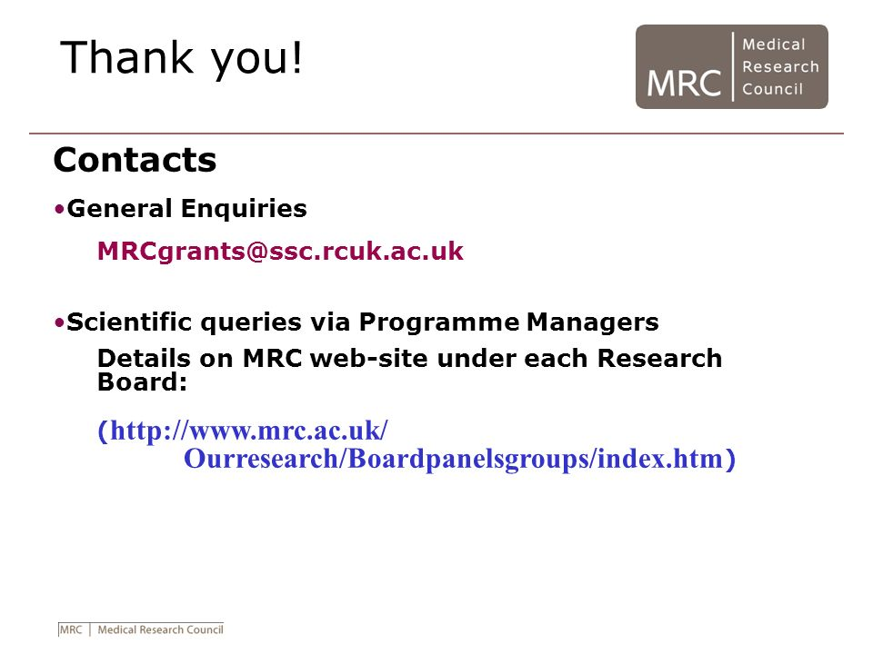 Thank you! Contacts Ourresearch/Boardpanelsgroups/index.htm)