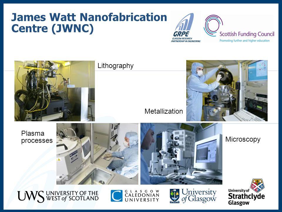 James Watt Nanofabrication Centre (JWNC)