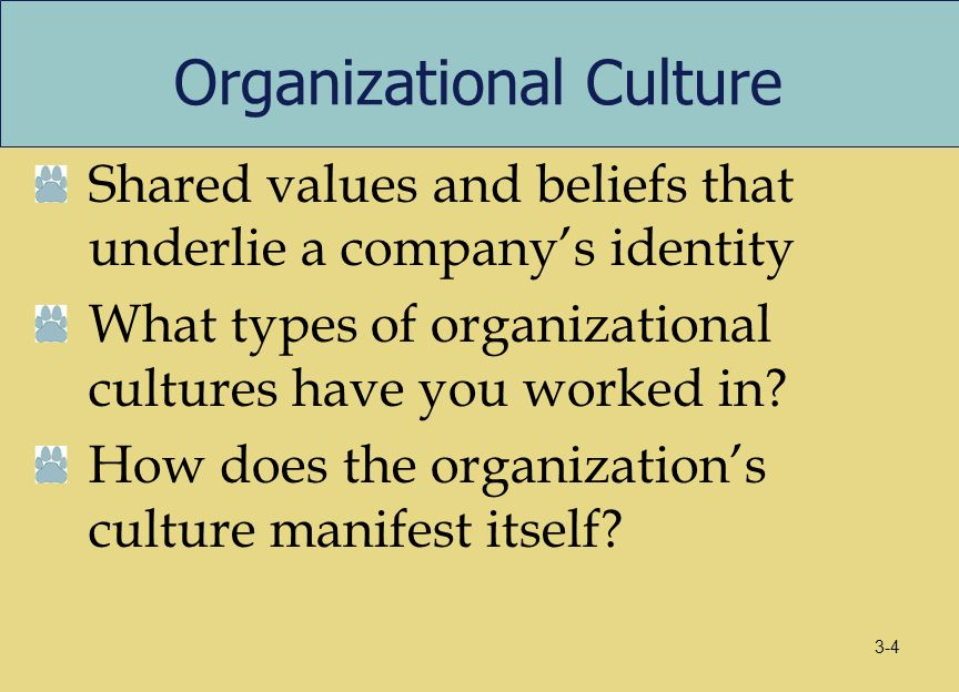 Edgar Schein : Organizational Culture and Leadership