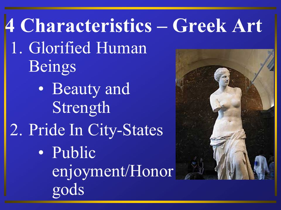 Greek Art Of The Golden Age Ppt Video Online Download