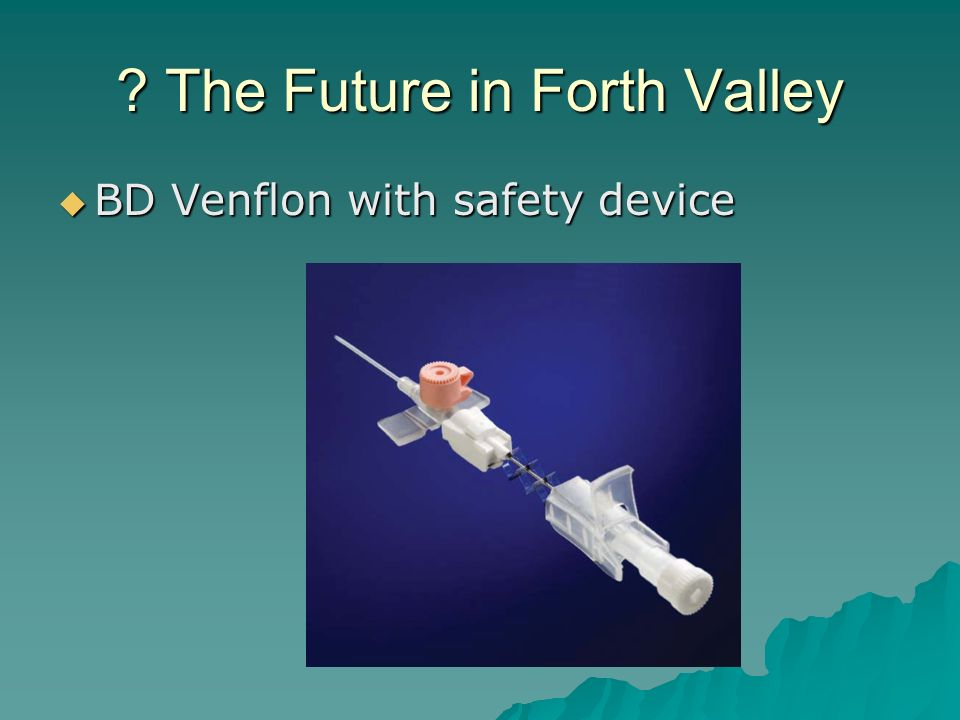 The Future in Forth Valley