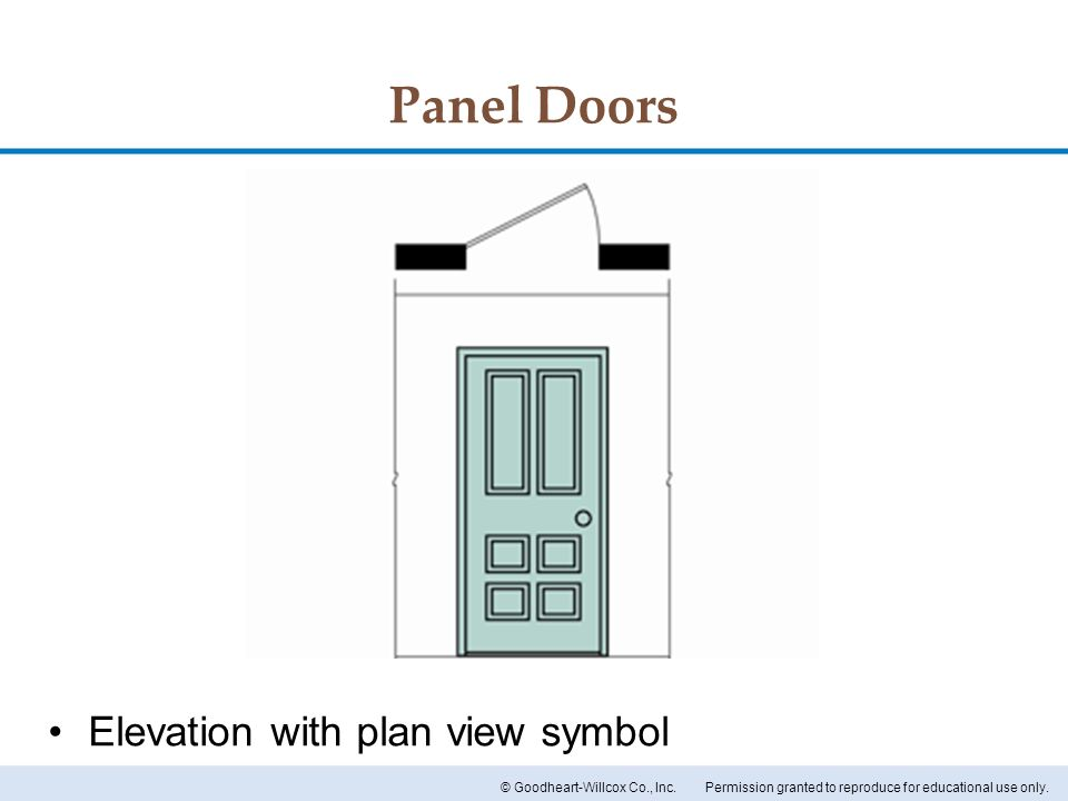 chapter 20 doors and windows  chapter 20 doors and windows