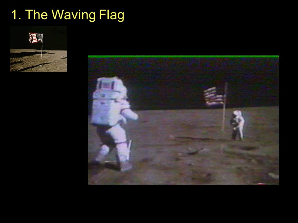 1. The Waving Flag