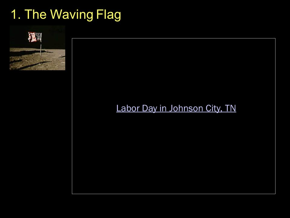 Labor Day in Johnson City, TN