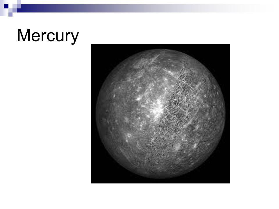 layers of planet mercury - photo #32