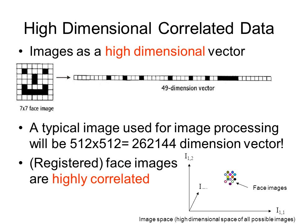 High Dimensional Correlated Data