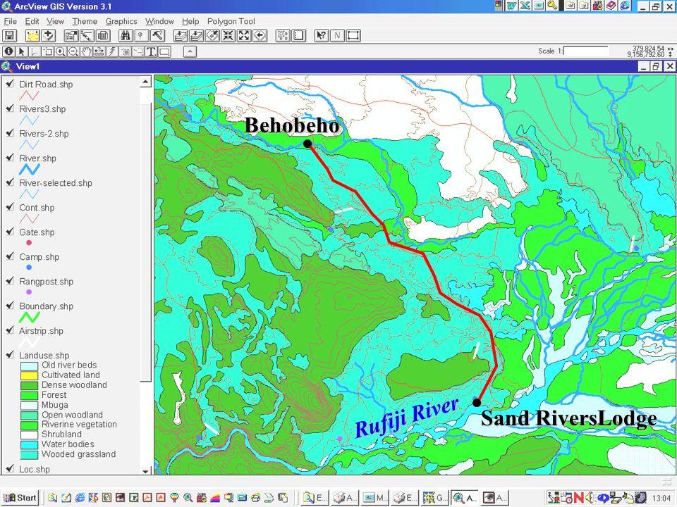 Behobeho Rufiji River Sand RiversLodge