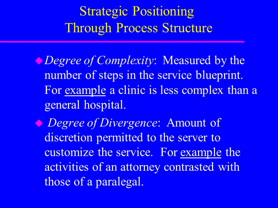 New service development ppt video online download strategic positioning through process structure malvernweather Gallery
