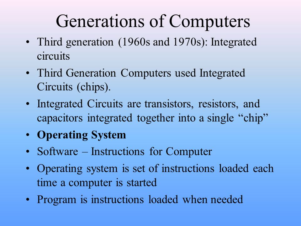 History of computing hardware (1960s–present)