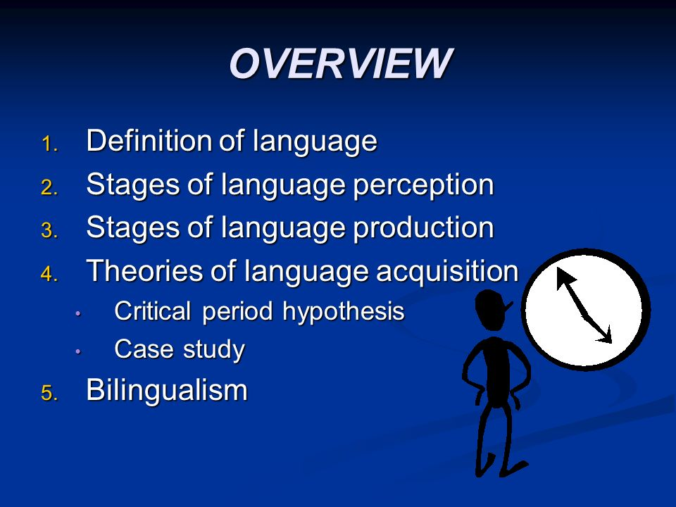 three theories of language acquisition psychology essay Read this full essay on three main theories of child language acquisition   innateness of children's language acquisition essay  of deviance in the  nature of society rather than in the biological or psychological nature of the  individual.