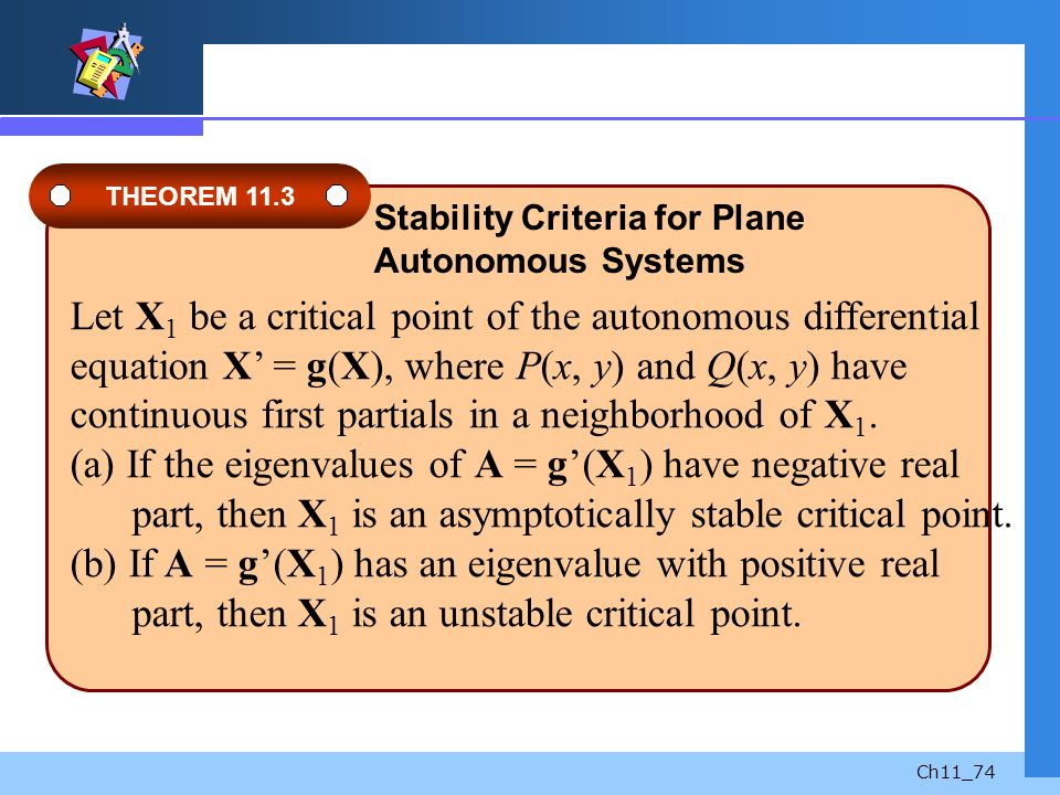 system of differential equations pdf