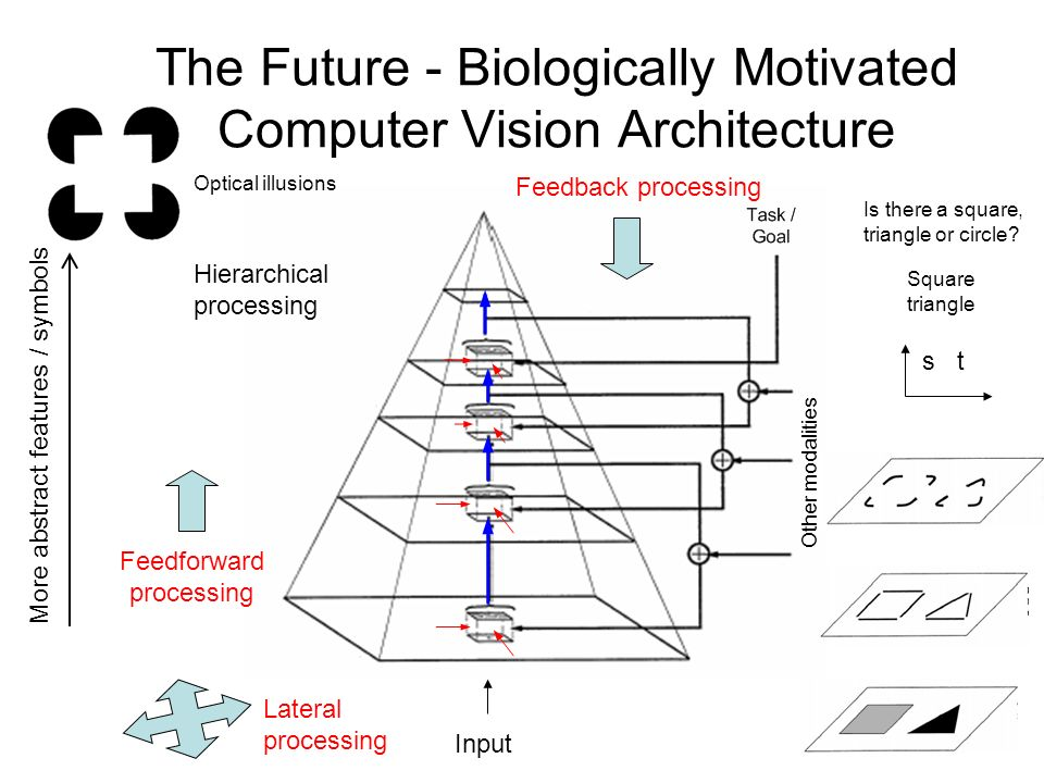 The Future - Biologically Motivated Computer Vision Architecture