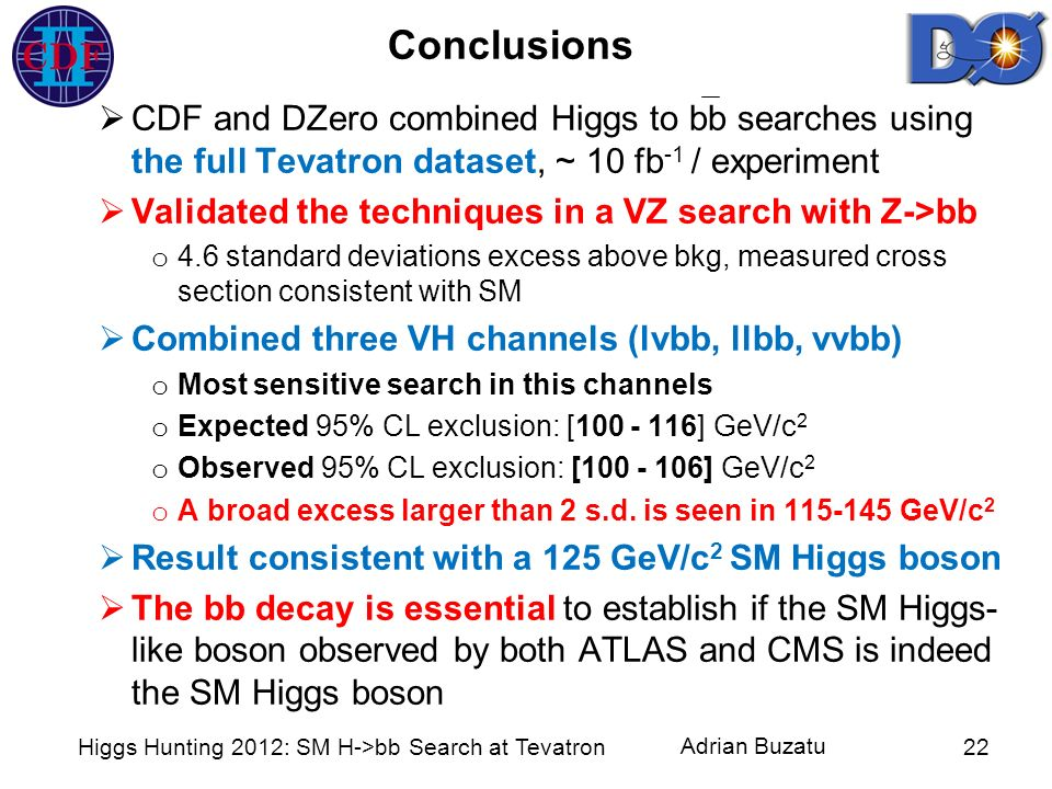 Higgs Hunting 2012: SM H->bb Search at Tevatron
