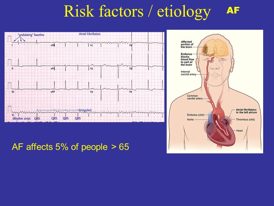 Risk factors / etiology