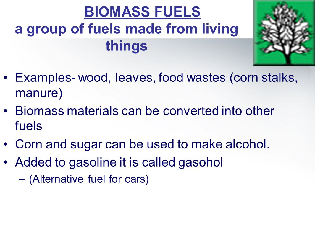 the advantage of using biomass energy as an alternative source of power As you'll see, the advantages of biomass energy are many however, remember that reaping these advantages requires appropriate use energy policy often can be tainted with political motives, and it's as true with biomass energy programs as with any other form.