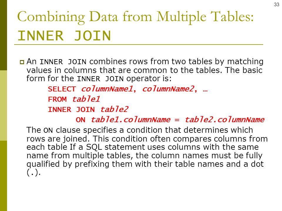 Mysql Using To Join Multiple Tables With Same Field 2306215